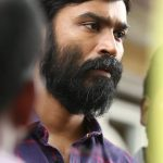 Dhanush, Vada Chennai, with beared