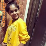 Ditya Sagar Bhande, Lakshmi Dancer, yellow dress