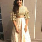 Eesha Rebba, Aravinda Sametha Veera Raghava Actress, white dress