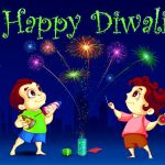 Happy Diwali 2018  Greetings, childrens