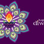 Happy Diwali 2018  Greetings, rangoli