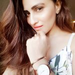 Inayat Sharma, Selfie, new watch, loose hair