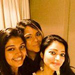 Janani Iyer, Riythvika, ramya nsk, girls