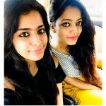 Janani Iyer, sister, selfie, family, thangachi