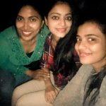 Janani Iyer, vada chennai, aishwarya rajesh, friends