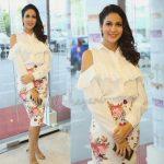 Lavanya Tripathi, Mudra heroine, model