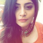 Manjima Mohan, Devarattam Actress,  attractive eyes