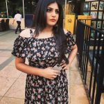 Manjima Mohan, N. T. R Actress, modern dress, winsome