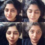 Manjima Mohan, Zam Zam heroine, selfie, cute recation