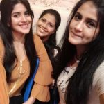 Megha Akash, friends, girls, gang
