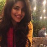 Megha Akash, hair style, smile, insta picture