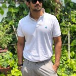 Nakkhul, Nakul, cool look, white t shirt