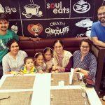 Nakul, Shruthi Bhaskar, devayani, sister, family