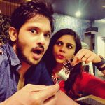 Nakul, Shruthi Bhaskar, dinner, reaction