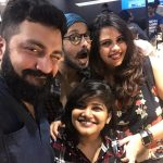 Nakul, Shruthi Bhaskar, family, friends