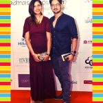Nakul, Shruthi Bhaskar, function, award