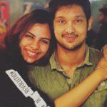 Nakul, Shruthi Bhaskar, love, hug