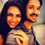 Nakul, Shruthi Bhaskar, lovers
