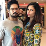 Nakul, Shruthi Bhaskar, outing