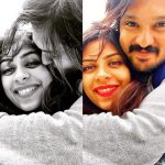 Nakul, Shruthi Bhaskar, smile, pair