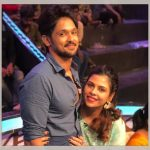 Nakul, Shruthi Bhaskar, sun tv function