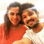 Nakul, Shruthi Bhaskar, wife, love