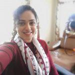 Nithya Menen, Praana Actress, 2018, dazzling