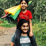 Niveda Thomas, cute littel boy, umberlla