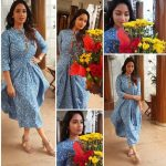 Nivetha Pethuraj, flower, collage, instagram