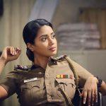 Nivetha Pethuraj, police, police dress, instagram, Thimiru Pudichavan