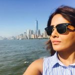 Parul Yadav, Butterfly Heroine, sea, shooting