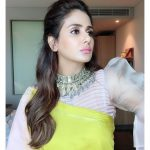 Parul Yadav, Seizer Actress, function