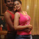 Pettikadai, Priya Ashmitha, glamorous Actress,  hug, towser