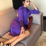 Pooja Hegde, sleep, glamour, full size,   Aravindha Sametha