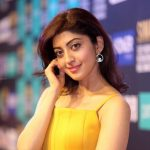 Pranitha Subhash, yellow dress, event, high quality, tollywood