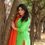Prerna Khanna, green dress,