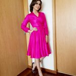 Rashi Khanna, large size, pink, recent, wallpaper, Imaikkaa Nodigal
