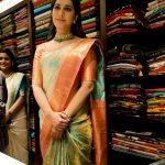 Rashi Khanna, rare, unseen, saree, tamil actress
