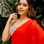 Rashi Khanna, red dress, recent, hd, Imaikka nodigal