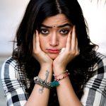 Rashmika Mandanna, face, high quality, cute, Devadas movie