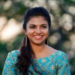 Raveena Ravi, Dubbing Artist, smile, focus
