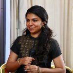 Raveena Ravi, Kaavalthurai ungal nanban Heroine,  admirable