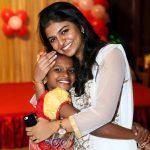 Raveena Ravi, Kaavalthurai ungal nanban Heroine, child, smile