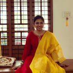 Raveena Ravi, Kaavalthurai ungal nanban Heroine,   fantastic
