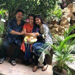 Raveena Ravi, family