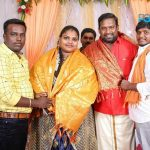 Robo Shankar, wife, award