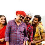 Sandakozhi 2, Vishal, Keerthy Suresh, lingusamy, shooting spot, tamil movie