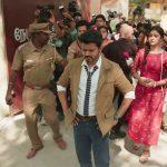 Sarkar, Sarkar Teaser, Snap Shot, Screen Shot, Thalapathy Vijay, keerthy suresh