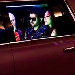 Sarkar, Thalapathy, vijay, car