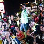 Sarkar, Thalapathy, vijay, girls, song shoot